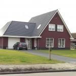 Nieuwbouw woning Wâlterswâld gereed